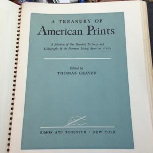 A Treasury of American Prints 2