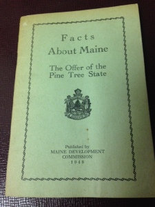 Facts About Maine 2