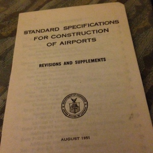 Standard Specs for the Construction of Airports 3