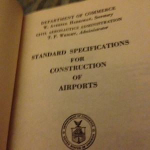 Standard Specs for the Construction of Airports 6