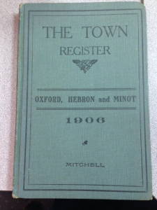 town-report-1906